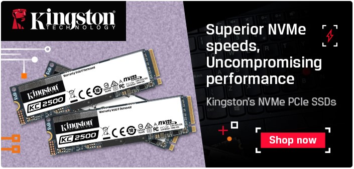 Kingston KC2500 - 2